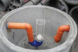 betonski čistilec olj